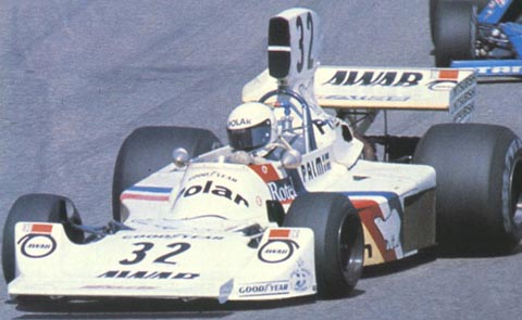 Hesketh 308B, 1975